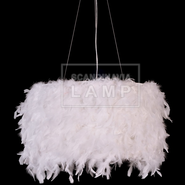Flos model feather Pendant lamp