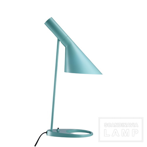 lighter green Replica modern classic arne jacobsen table lamp