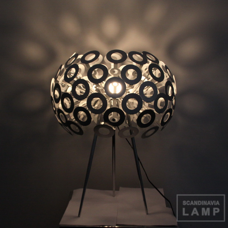Lighting Replica richard hutten Moooi Dandelion lamp