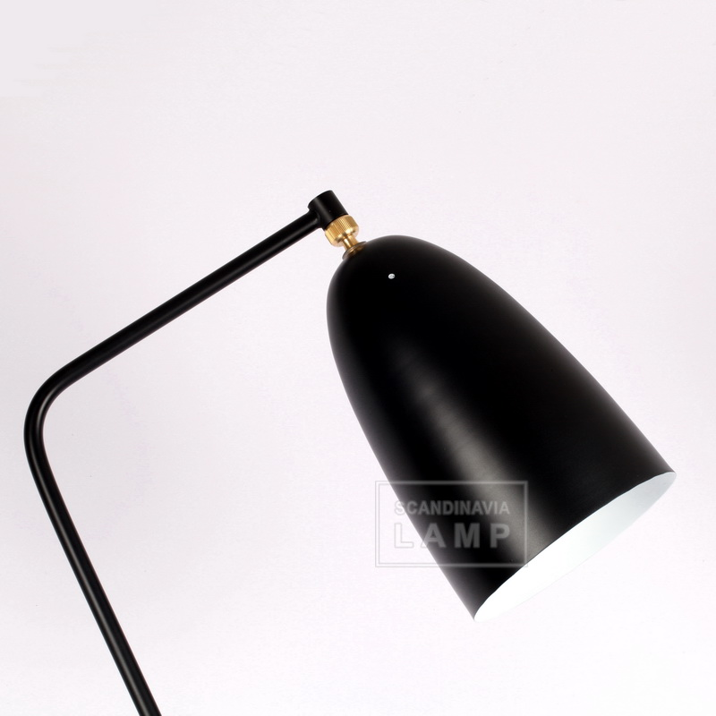 The shade of desinger lamp