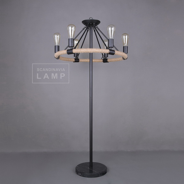 Vintage lamp scandinavia lampmanufacturer of modern for Antique floor lamp manufacturers