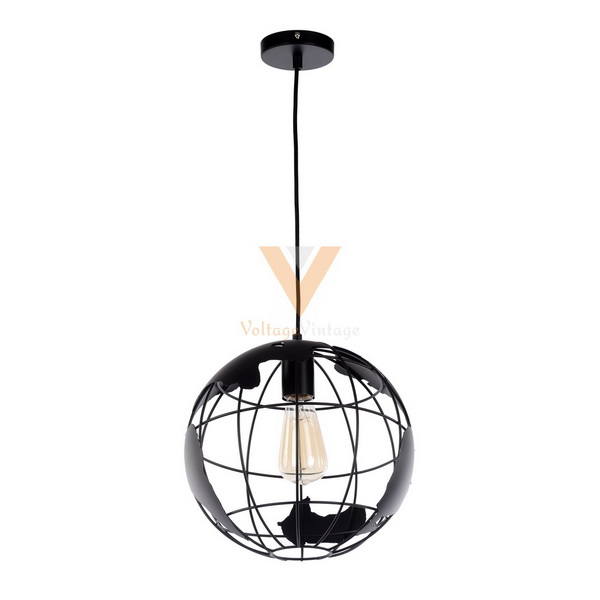 The map pendant lamp desinged by scandinavialamp