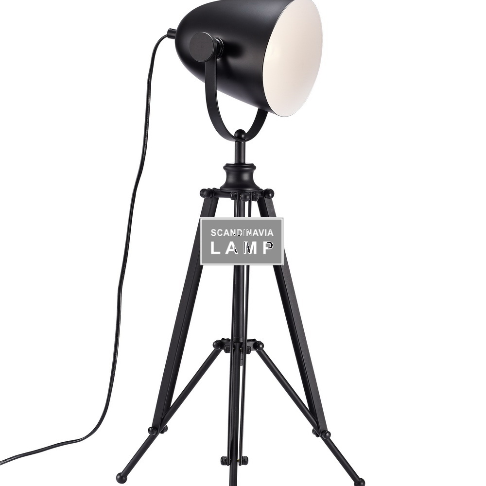 italian commerical stanging lamps tripod led lighting Jiangmen giant industrial floor light lamp