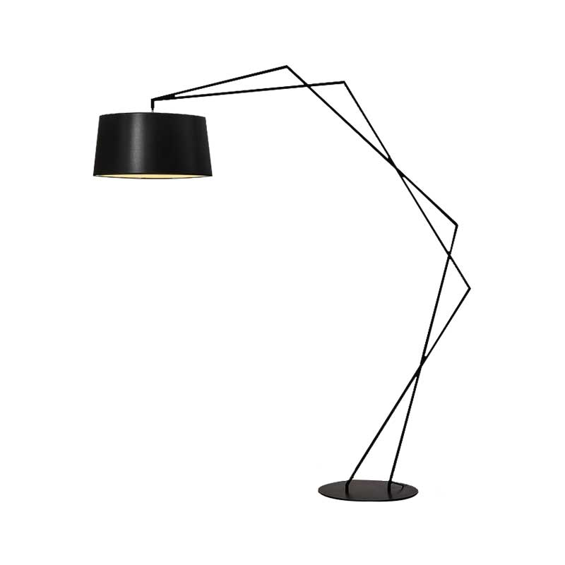 Modern Designer Fashion Hotel Floor lighting Aluminum LED Light Home Decor Floor Lamp