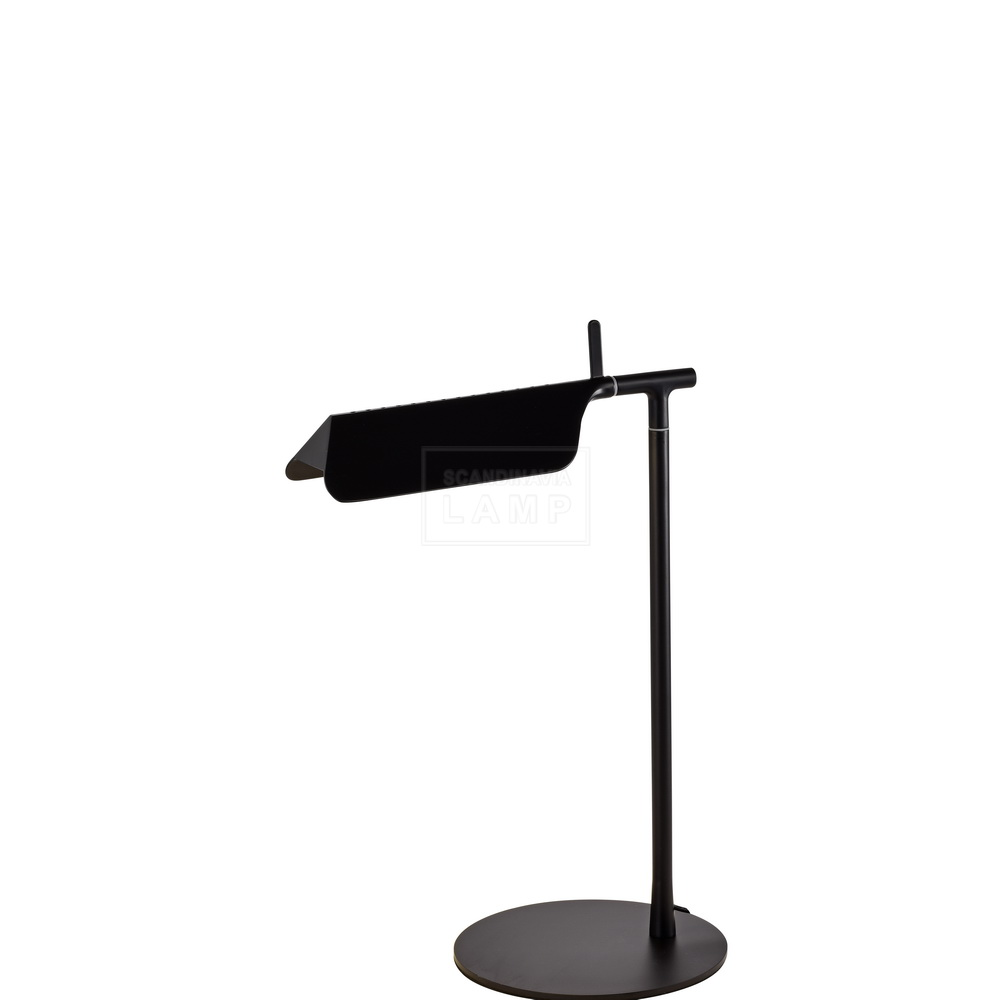 black Bedside lamp